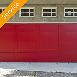 Sectional Garage Door Replacement - Standard Single - 2 Units