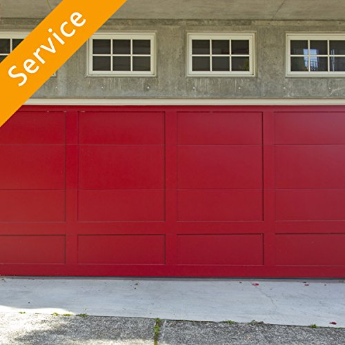 Sectional Garage Door Replacement   Standard Single   1 Unit