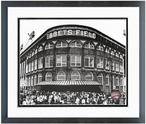 - MLB Brooklyn Dodgers Ebbets Field Photo 12.5