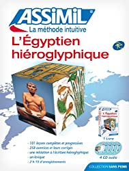 L'Égyptien hiéroglyphique (+ 4 CD audio)
