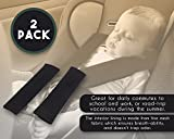 Seatbelt Covers - 2-Pack Seat Belt Pads, Shoulder