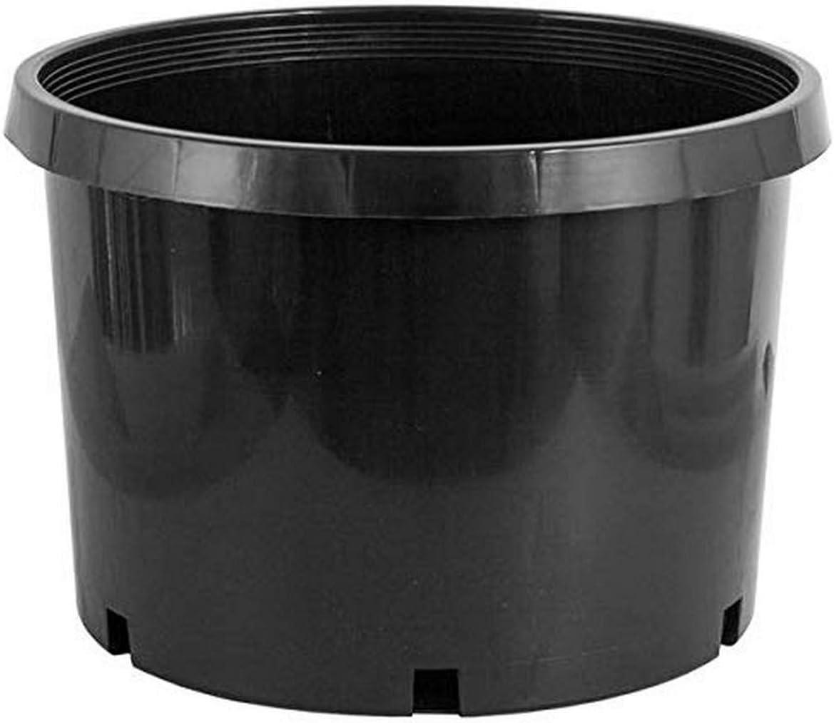 Pro Cal HGPK5PHD Premium Nursery Pot 5 Gal (5/pk): Garden & Outdoor