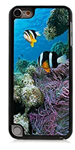HeartCase Hard Case for Apple itouch 5g 5th Generation ( Ocean Seas )