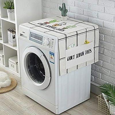 Cactus patrón cubierta para lavadora de rodillo gamuza ...