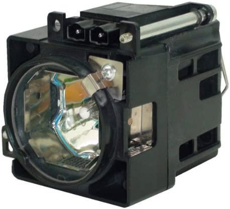 GloWatt PK-CL120UAA Replacement Lamp with Housing for JVC Television