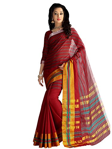 Indian Cotton Saree - 1