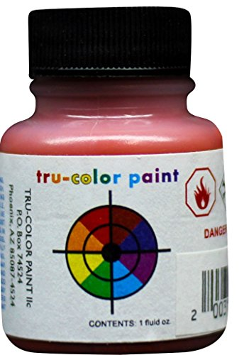 Lacquer Oxide - Tru-color Paint Weathered Iron Oxide 1oz Bottle Airbrush Lacquer #TCP-173