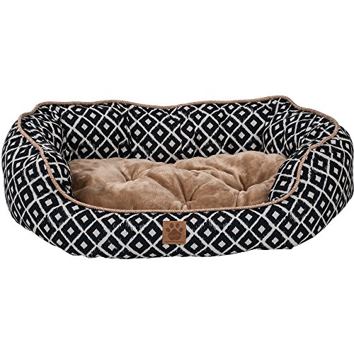 Precision Pet SnooZZy Ikat Daydreamer Navy