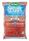 Scott's 88402440 2 Cu Ft Sierra Red Nature Scapes® Color Enhanced Mulch