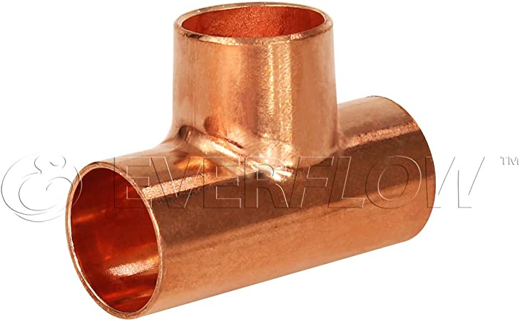 "3/"" x 1-1//4/"" Copper Coupling Reducer CxC Sweat Plumbing Fitting"