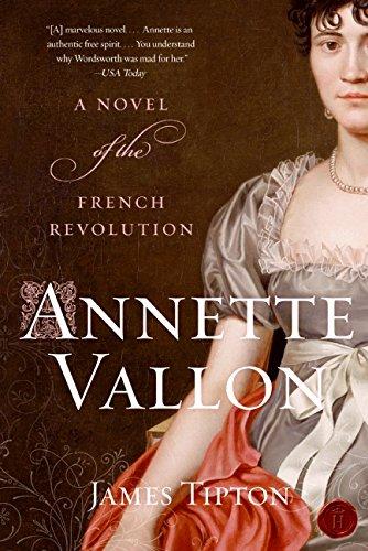 Read Online Annette Vallon: A Novel of the French Revolution pdf epub
