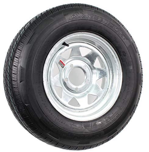 Rainier ST ST205/75R14 LRC 6 PR Radial Trailer Tire on 14