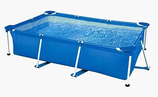 DFKDGL Piscina Familiar Soporte Grande Piscina Centro de natación Jardín Espesar al Aire Libre Piscina de Remo de Gran tamaño para Adultos Piscina Infantil Inflable para niños: Amazon.es: Deportes y aire libre