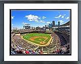 """Minnesota Twins Target Field 2015 MLB Stadium Photo (Size: 12.5"""" x 15.5"""") Framed"""