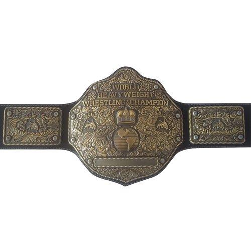 Fandu Belts Big Gold Adult Replica Championship Belt Wresting Trophy Prize by Fandu Belts