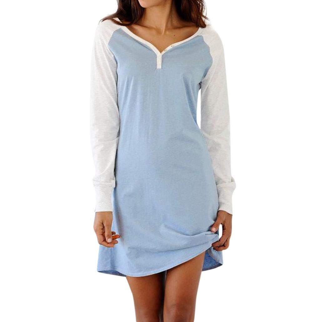 Dream_mimi - Vestido de Noche para Mujer, Manga Larga, diseño de ...