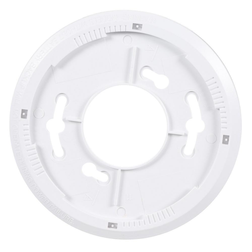 Worry-Free Hardwired Smoke & Carbon Monoxide Alarm with Lithium Battery Backup I12010SCO by Kidde (Image #9)