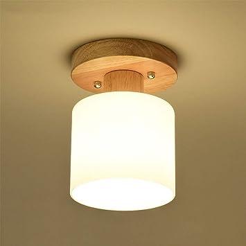 AEXU Exquisito Lámparas de Techo, Pasillo nórdico Cloakroom ...