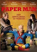 Filmcover Paper Man - Zeit erwachsen zu werden
