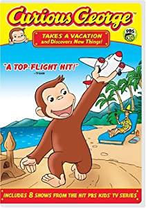 Curious George - Takes a Vacation & Discovers New Things from Universal Studios Home Entertainment