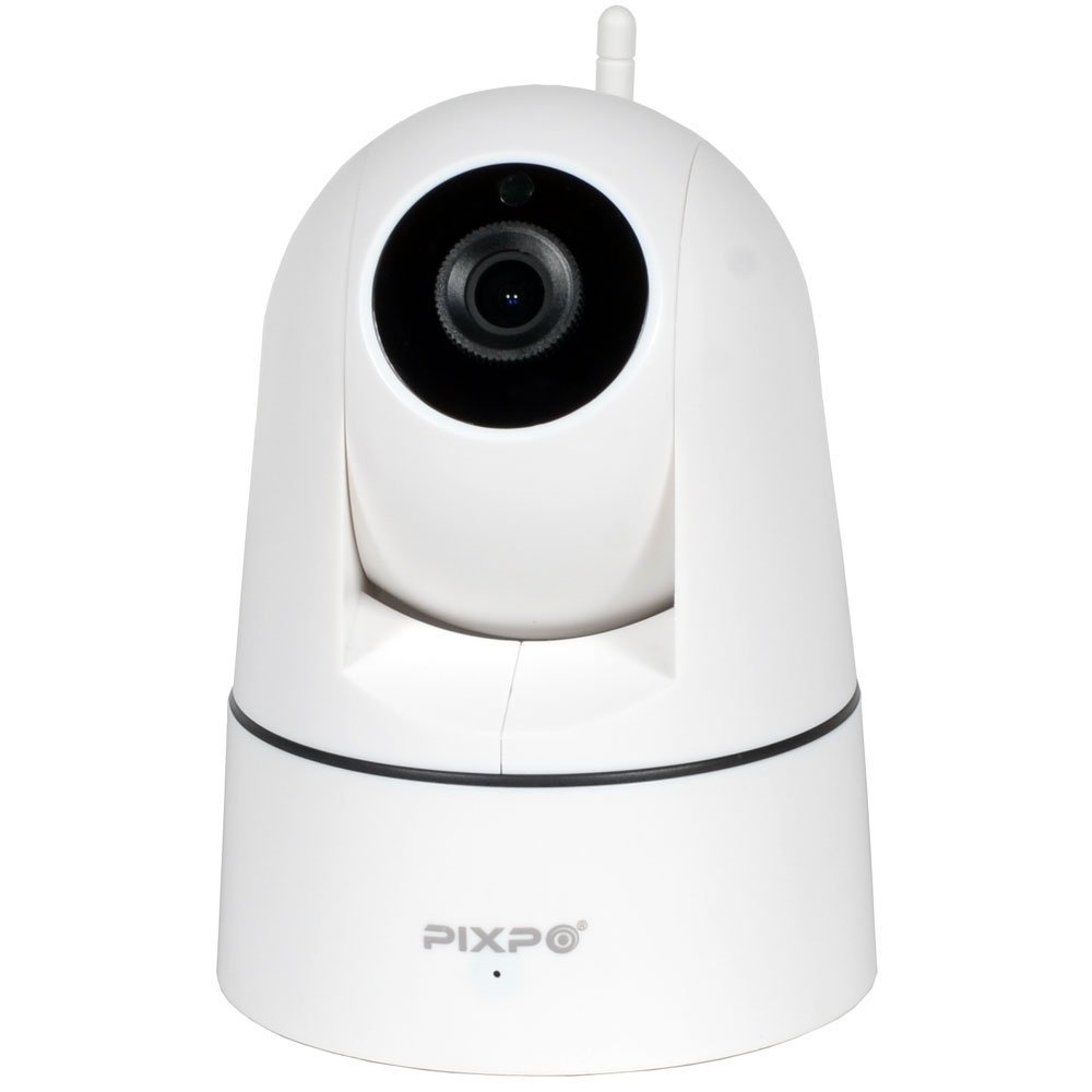 Pixpo HD IP Camera Pan Tilt Day Night Wi-Fi Support SD Card Recording