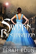 Sworn To Restoration (Courtlight Book 11)