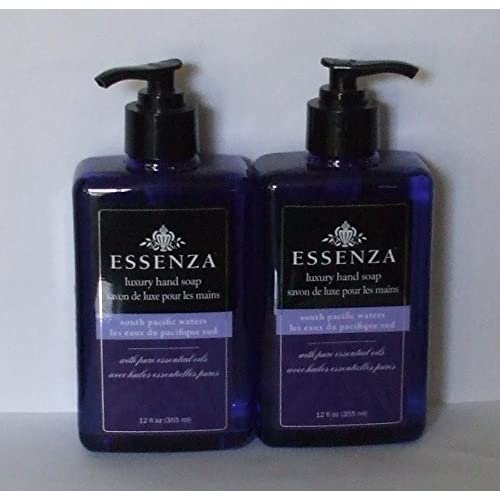 (Pack of 2) Essenza Luxury Hand Soap, 12 oz each