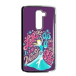 YESGG Frozen Princess Elsa Cell Phone Case for LG G2