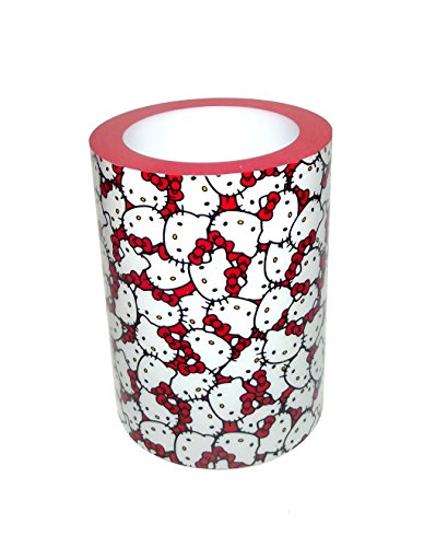 Hello Kitty Cylindrical Flameless Candle product image