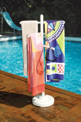HydroTools by Swimline Poolside Towel Rack