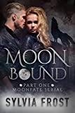 Moonbound (A BBW Shifter Werewolf Romance) (Moonfate Serial Book 1)