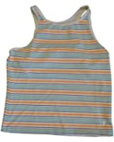 Champion Authentic Women's Striped Tank Large