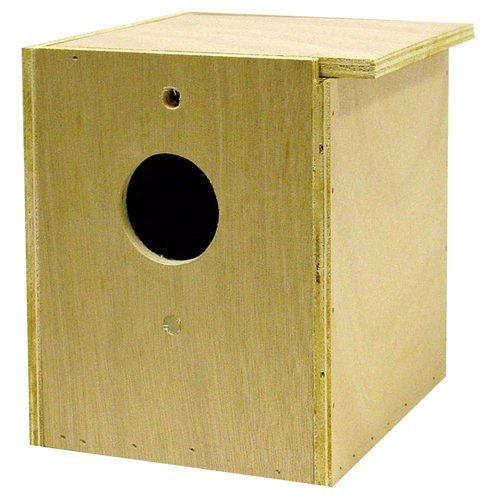 North American Pet BBO22607 Inside/Out Bob Keet Nesting Box for Pets by North American Pet