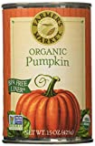Farmer's Market Organic Canned Pumpkin -- 15 oz (1 can)