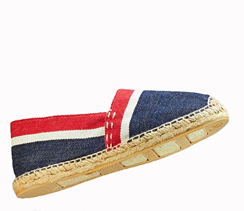 Diegos Hand Women's American Espadrilles Men's Made Spain In HvHq16rw