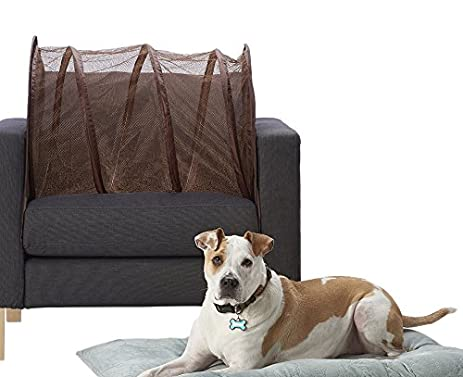 Couch Defender Chair Defender: Keep Pets Off Of Your Furniture, Brown