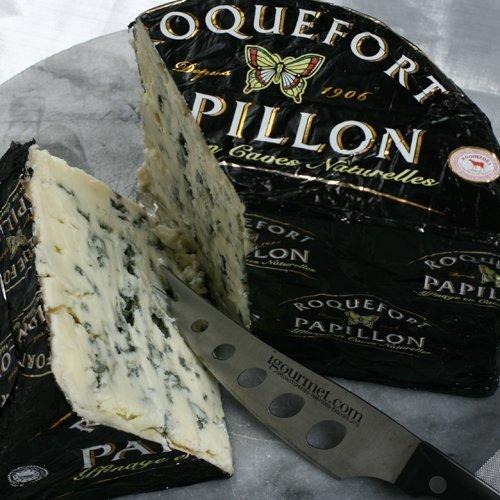 Roquefort Papillon Black Label Half Moon (3 pound) by Papillon
