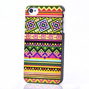 WQQ iPhone 4/4S compatible Graphic Back Cover