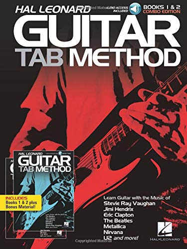 - Hal Leonard Guitar Tab Method - Books 1 & 2 Combo Edition