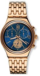Swatch Blue Win Men's Watch - Blue