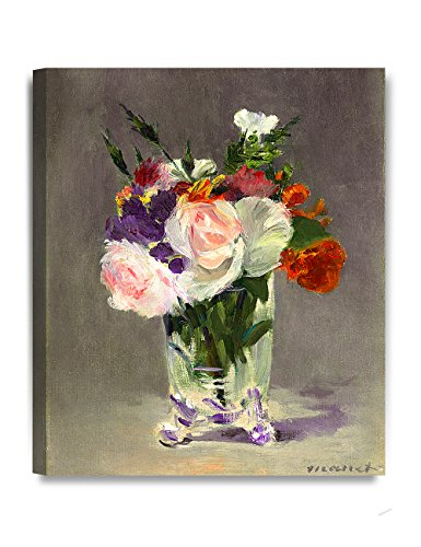 DecorArts Flowers Crystal Painting Reproduction