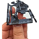 Multi Functional Tools Credit Card 18 in 1, Outdoor Survival Tools by Suptempo