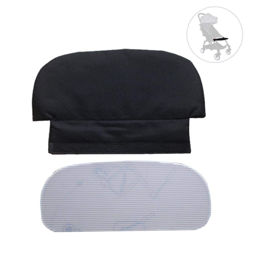 Luerme Stroller Footrest, Footrest Footboard Sleepping Extend Board Extended Booster Seat Footrest For Baby Stroller Baby Stroller Accessories