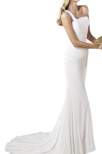 Toskana novia estilo completo Mermaid novia moda gasa Princesa Vestidos de novia largo boda Vestidos beige