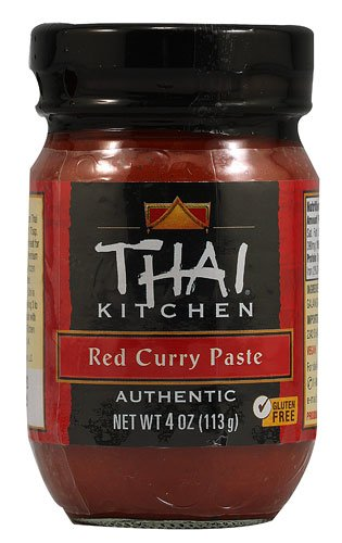 Thai Kitchen Red Curry Paste, 4 oz, 2 ()