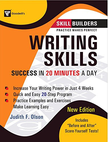 Writing Skills: Success in 20 Minutes a Day