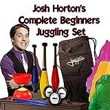 Zeekio Josh Horton Complete Beginner Juggling Set for Kids