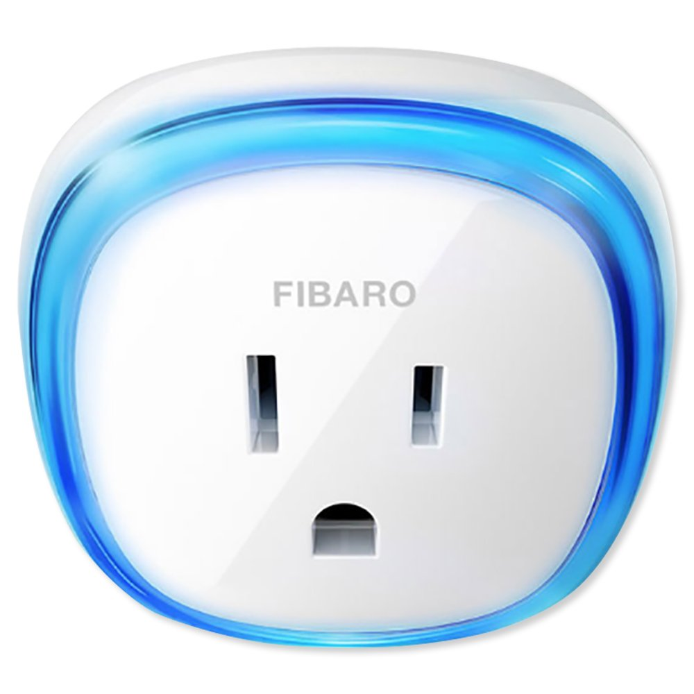Fibaro FGWPB-111-ZW5 Z-Wave Plus Wall Plug without USB
