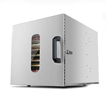 Deshidratador De Alimentos Eléctrico Máquina De Conservación De Alimentos De 8 Capas Para Carne O Carne