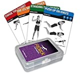 Fitdeck Exercise Playing Cards for Guided Workouts, Postnatal